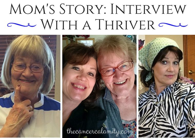 Cancer, Mastectomy, Survivor, Thriver's Corner